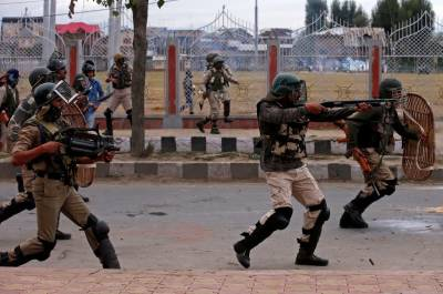 India faces a diplomatic blow from the UK over Occupied Kashmir