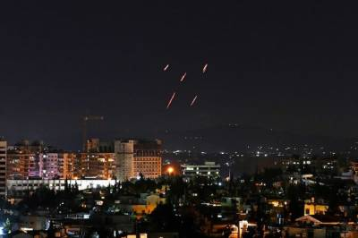 Israeli Military launches deadliest ever air strikes in Syria