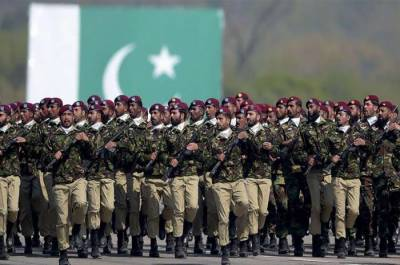 Pakistan Military ranked as no 1 Military of the Islamic World ahead of Turkish and Egypt Armies