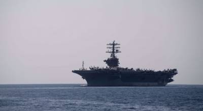 Can Iranian Missile system destroy American Navy Aircraft Carrier in Indian Ocean?