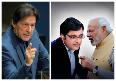 Pakistani PM Imran Khan strongly reacts over Indian journalist revelations