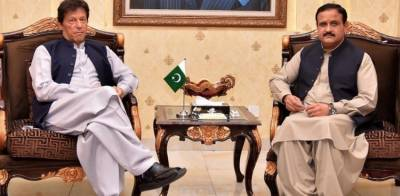 PM Imran Khan gives an important task to CM Punjab Usman Buzdar