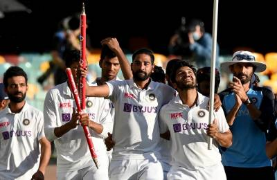 Indian cricket team makes a surprising thrill in test series against Australia