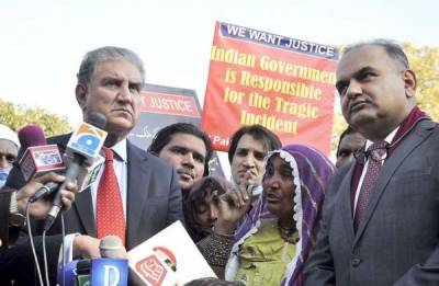 Foreign Minister SM Qureshi strongly hits out on killings of Pakistani Hindus in India