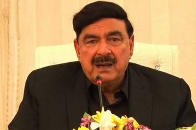Interior Minister Sheikh Rashid has a free gift for the Pakistanis