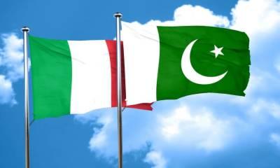 Italian Ambassador vow to enhance bilateral trade with Pakistan to $5 billion