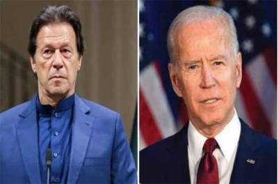 Pakistani PM Imran Khan's first message for the US President Joe Biden