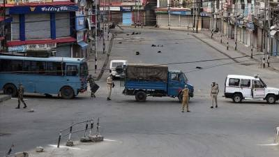 Turkish media urged to play role against India over Occupied Kashmir atrocities
