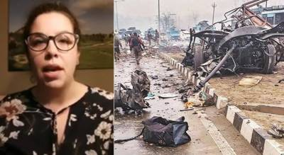 Dutch Human Rights activist exposed Indian state terrorism in Pulwama attack by PM Modi