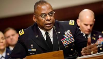 General Lloyd Austin makes history as America's first Black Defence Secretary