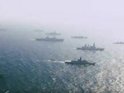 Pakistan Navy rise as a regional maritime force for peace
