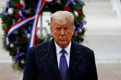 Former US President Donald Trump faces impeachment threat