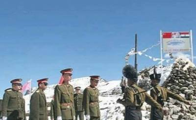 Indian Military soldiers get another thrashing at the Chinese borders