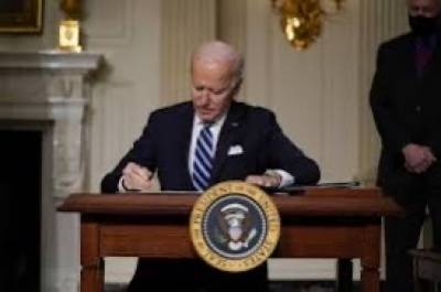 US President Joe Biden makes important decisions over climate change issue