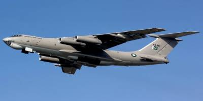PAF IL - 78 left for Beijing for 500,000 doses of Coronavirus vaccine