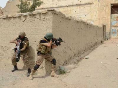 Two soldiers martyred while four injured in an intelligence based operation