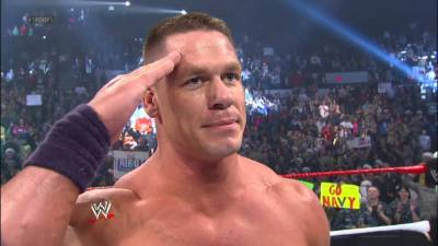 WWE superstar John Cena along with other wrestlers arriving in Pakistan