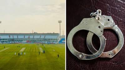 International bookie attested by FIA from Rawalpindi Cricket Stadium over suspicious activity