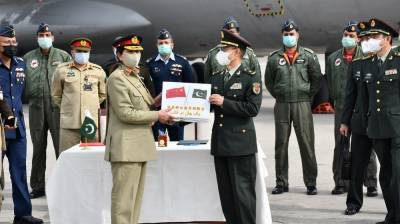 Pakistan Army donates Coronavirus vaccine gifted from China to the health workers