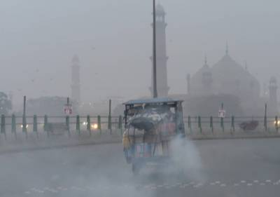 Air pollution in Pakistan reduces life span by 3.8 years