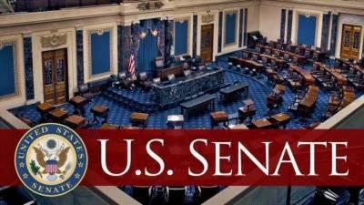 US Senate reports new developments against former President Donald Trump