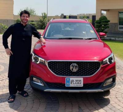 Javed Afridi strongly reacts over MG motors scam investigations by FIA