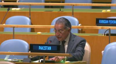 Pakistan makes an appeal to the UN Security Council for establishing peace in troubled region