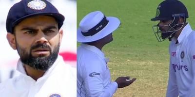 Indian skipper Virat Kohli at risk of being banned