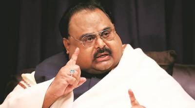 MQM founder Altaf Hussain shifted to hospital in London
