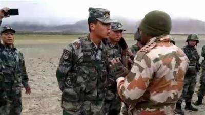 China revealed the death of soldiers during bloody border clash with Indian Military