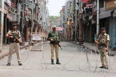 State Terrorism: Indian troops martyred another three Kashmiri youth in IOK