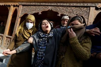 India strongly criticised UN rights experts for voicing concerns on Occupied Kashmir
