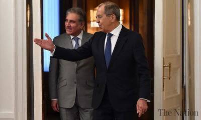 Pakistan and Russia decide to further enhance bilateral ties