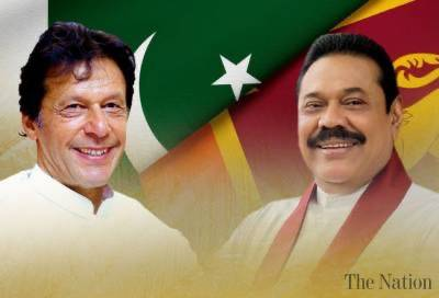 Pakistani PM Imran Khan thanked Srilankan counterpart Mahinda Rajapaksa
