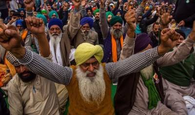 In India, farmers intensify the protests against Modi government