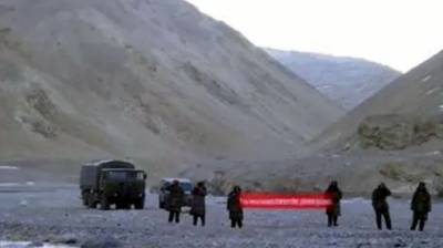 New Development reported over Indian Chinese militaries at border