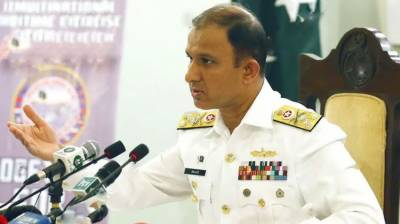 Pakistani Navy Chief lauds performance of Maritime Security Agency