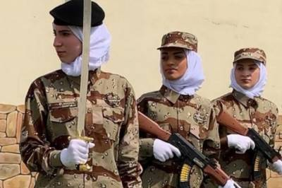 Saudi Arabia government makes a big announcement for women recruitment in military