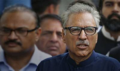 France summons Pakistani envoy to protest remarks by President Alvi
