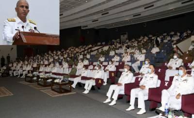 Pakistan Navy Operational Command seminar held in Karachi
