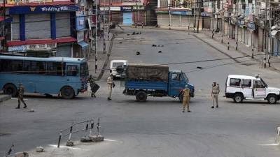 Violence along defacto border in Occupied Kashmir likely to increase, reports ACLED