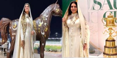 Women fashion takes spot in Saudi Arabia most expensive horse race