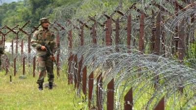 A rare move between Pakistan and India at LoC