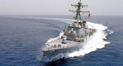 Chinese People's Army lashes out at US Navy provoking actions