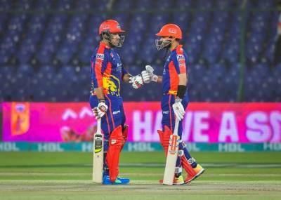 Karachi Kings Babar Azam and Sharjeel Khan makes a new historic record in PSL