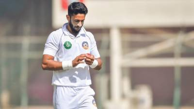 Pakistani pacer Hasan Ali makes ripples in English county
