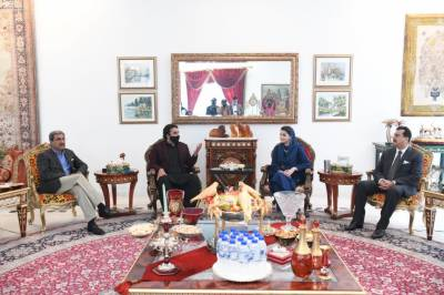 PPP Chairman Bilawal Bhutto held important meeting with Maryam Nawaz in Jati Umra