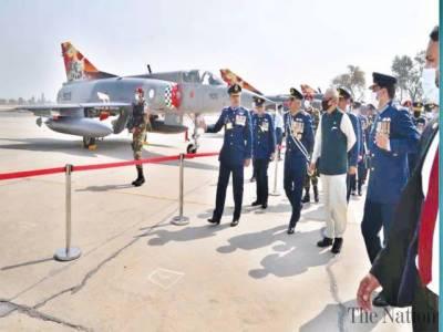 Pakistani President Arif Alvi sends a strong message to India