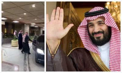 Saudi Arabia Crown Prince Mohammad Bin Salman undergoes medical surgery in hospital