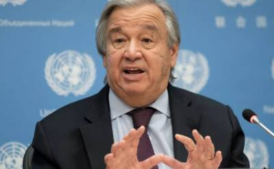 UN Secretary General reacts over the surprise announcement of Pakistan India ceasefire agreement
